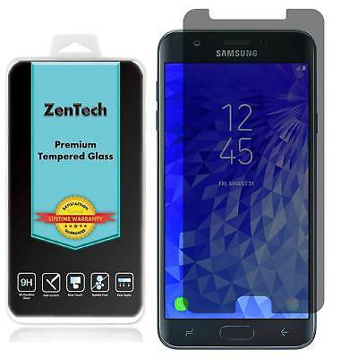 2X Privacy Anti-Spy Tempered Glass Screen Protector For Samsung Galaxy J7 (2018)