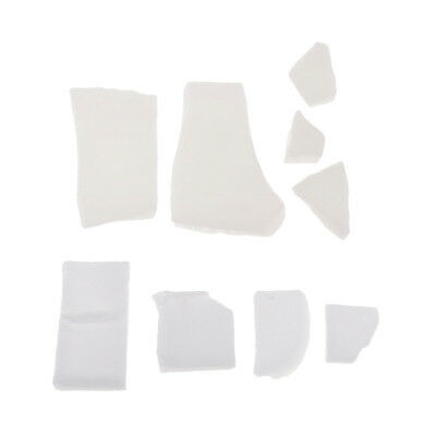 2KG PARAFFIN WAX Fully Refined Block, candle Making supplies