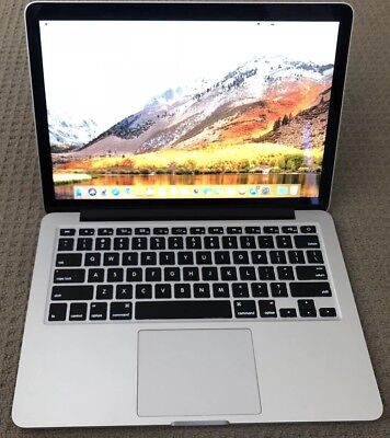 """Apple MacBook Pro 13"""" Retina (early 2015) 256gb 2.7Ghz and Apple USB SuperDrive"""