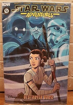 Star Wars Adventures: Destroyer Down (IDW - Loot Crate Exclusive) Graphic novel