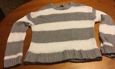 Bonds Woman's Knitted Jumper Size Large