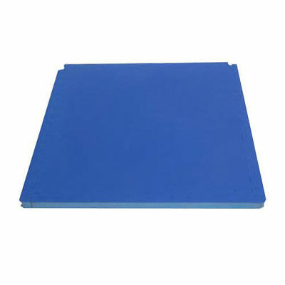TikkTokk Safety Playmat Thick Non-Slip Protective Soft Play Mat BLUE CLEARANCE