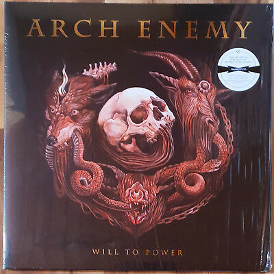 Arch Enemy - Will To Power (Lp +Cd)