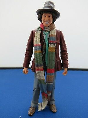 """DOCTOR WHO FIGURE ** TOM BAKER ** 5"""" figure collection"""