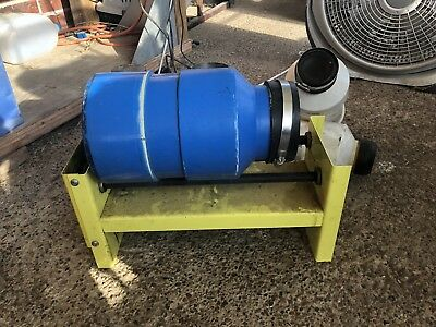 Rock Tumbler With Extra Drums