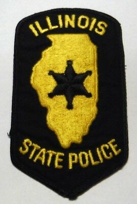 Old Illinois State Police Patch