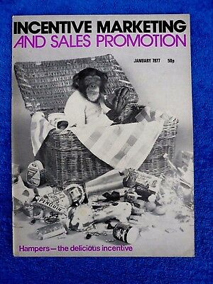 Incentive Marketing and Sales Promotion - Vintage copy: January, 1977.