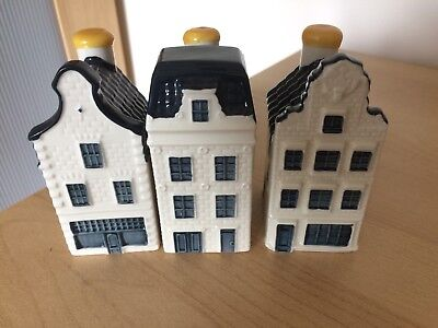 KLM Houses collection Pieces