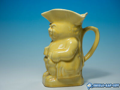 Yellow Toby Jug No.2