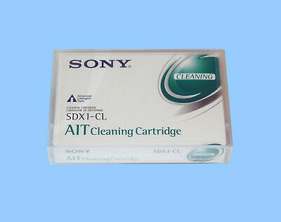 SONY SDX1-CL, AIT Cleaning Cartridge Reinigungsband