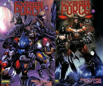 Cyber Force 1 - 2. 2 Tomos