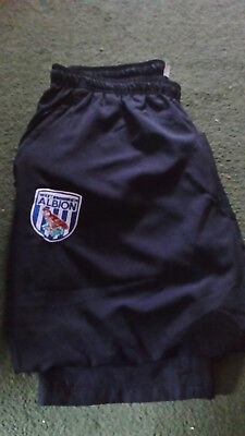 West Bromwich Albion Umbro Training Tracksuit Bottoms, XXL