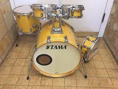Basix Custom Shortstack Shellset Hyperdrive Tama Felle