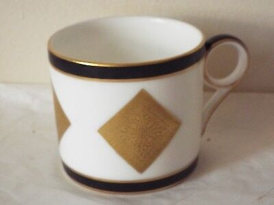 Minton Fine Bone China Athena Coppers Collection COFFEE CAN Acid On White RARE