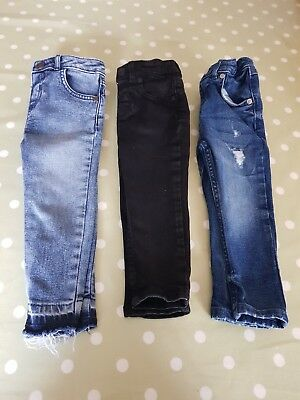 River Island Skinny Jeans 1.5-2 Years 18-24 Months boy