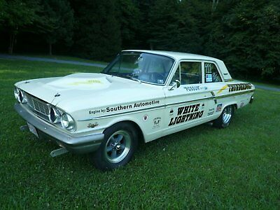 1964 Ford Fairlane Thunderbolt 1964 Ford Fairlane Thundebolt George JonesTribute