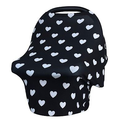 Multi Use Breastfeeding Cover, Car Seat Canopy, Shopping Cart, Stroller
