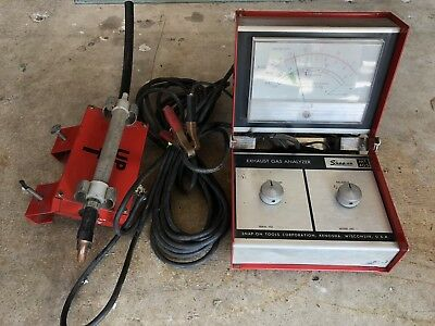 Snap On Vintage MT450 Exhaust Gas Analyzer