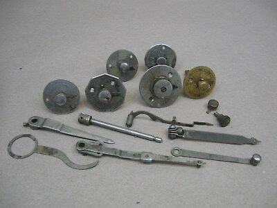 Vtg Lot Speed Control Phonograph Record Player Parts Victor? Edison? Columbia?