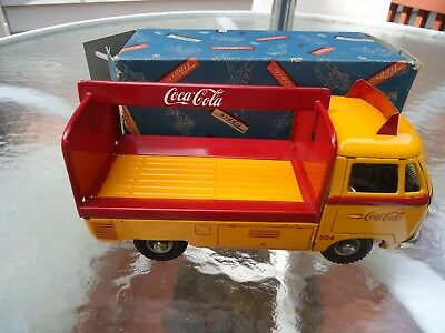 TIPPCO Split Window Volkswagon COCA COLA Truck w/Box