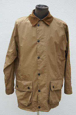 BARBOUR BEAUFORT A 962 JACKET LIGHTWEIGHT COTTON sz M MEDIUM