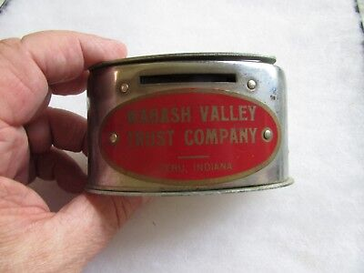 Wabash Valley Trust Company - Peru, In - Oval Bank - Banthrico Co.