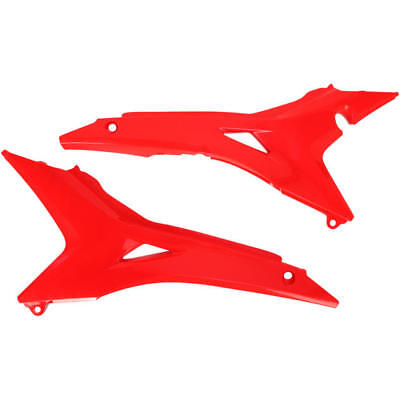 Acerbis Airbox Covers Red #2314390227 Honda CRF250R/CRF450R