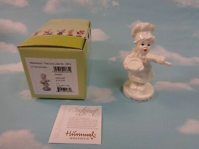 Hummel In The Kitchen Hum 2038 The Love Lives On New In Box