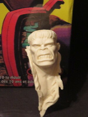 Incredible Hulk Polar Lights 1:8 Model Kit #4101 & Resin Replacement Head 2003
