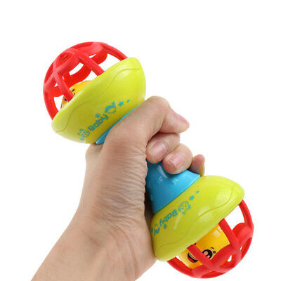 Baby Intelligence Toys Baby Infant Funny Baby Playing Baby Ball Toy Rattles