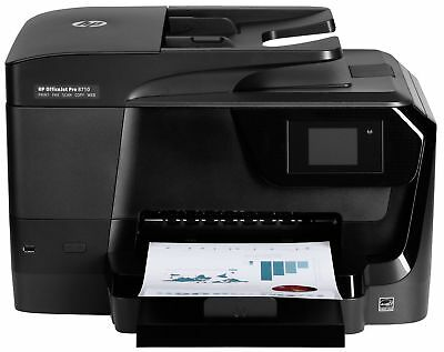 Multifunktionsgerät HP Officejet Pro 8710 e-All-in-One