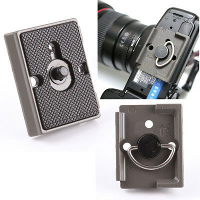 For Manfrotto 200PL-14 496 486 804 RC2 Camera Tripod Quick Release QR Plate New