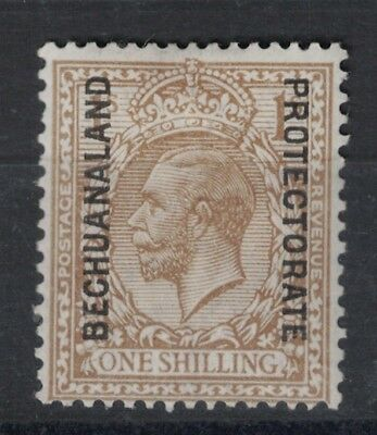 Bechuanaland Protectorate, Kgv, Sg 82, 1/-, Lightly Mounted Mint.