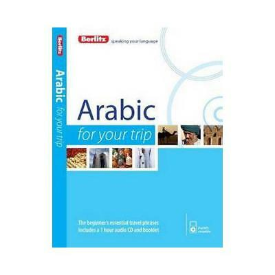 Arabic for Your Trip by Berlitz (author)