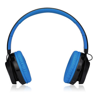EXCELVAN Folding 3.0 Wireless Bluetooth Stereo Headphones Classic Adjustable