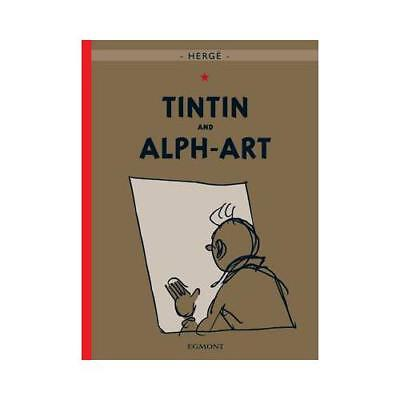 Tintin and Alph-Art by Hergé (author)