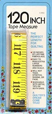 "Colonial 120"" Quilters Tape Measure with Centimeters"