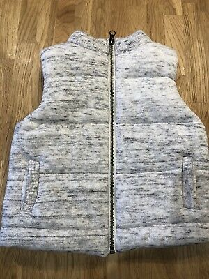 Boys Seed Puffer Vest Size 1-2