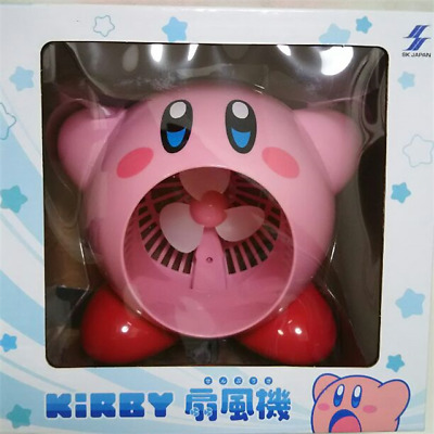 KIRBY OF THE STARS FAN USB TYPE TABLETOP FAN GAME NEW from JAPAN Tracking
