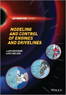 Modeling and Control of Engines and Drivelines by Lars Eriksson (author), Lar...