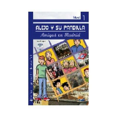 Alejo y Su Pandilla Book 1 by Flavia Puppo (author)