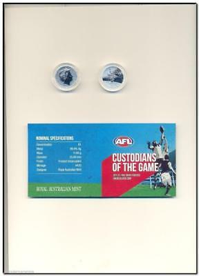 2015 AFL The Ultimate Collection $1.00 Silver (.999%)  UNC Coin #1964