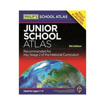 Junior School Atlas by Philip's Maps (author)
