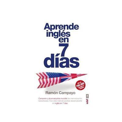 Aprende Ingles En Siete Dias by Ramon Campayo (author)