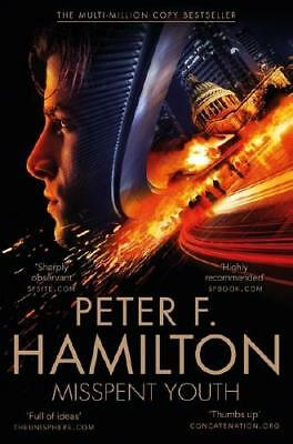 Misspent Youth by Peter F. Hamilton (author)