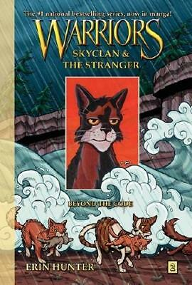 Warriors #2 Beyond the Code by Erin Hunter, James L. Barry (illustrator)