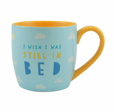 I Wish I Was Still In Bed Little Wishes Mug In Gift Bag Lovely Mugs Gift Idea