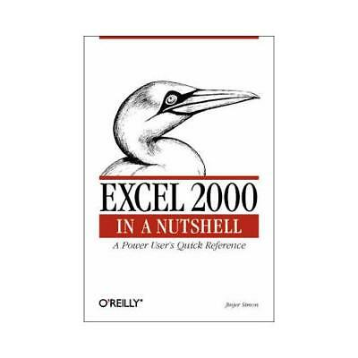 Excel 2000 in a Nutshell by Jinjer Simon (author)