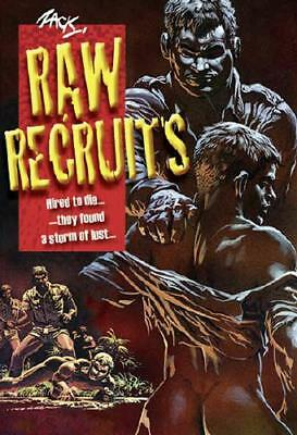 Raw Recruits by Zack (author)
