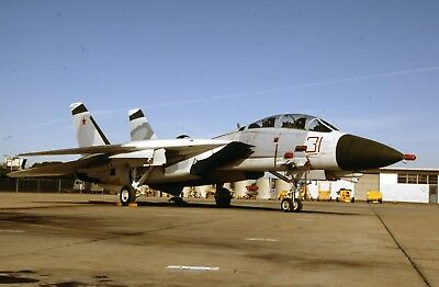 Original slide US Navy Grumman F-14  Tomcat Agressor  sd207